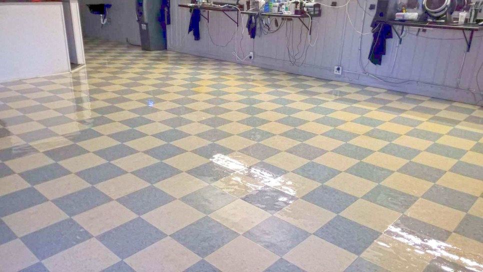 Crystal Floor Refinishing Service