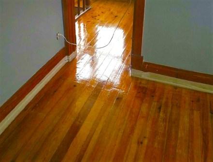 Saint Cloud Floor Clear Coat