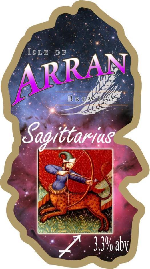 Zodiac Ale Sagittarius