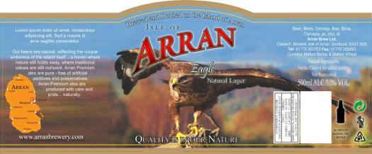 Arran Eagle