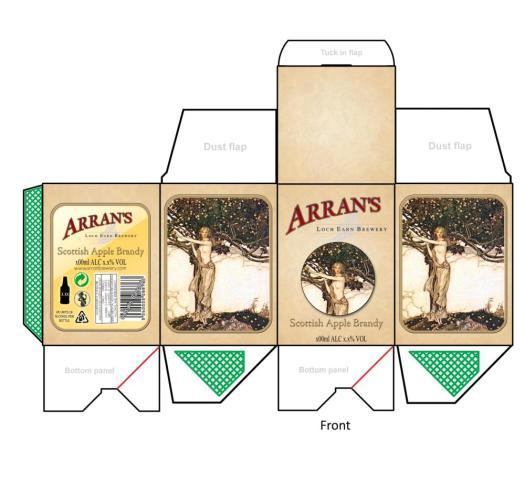 Apple Brandy Template