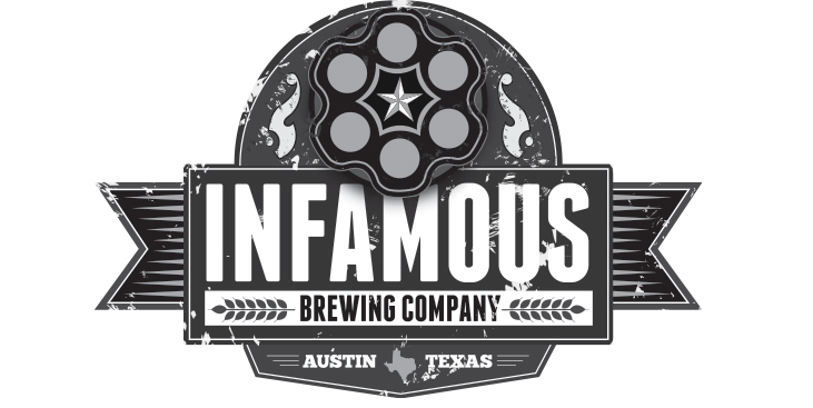 Image result for infamous brewery logo