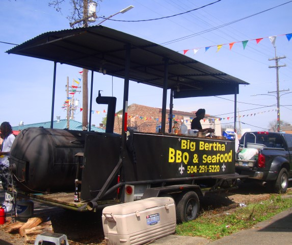 Big Bertha's BBQ