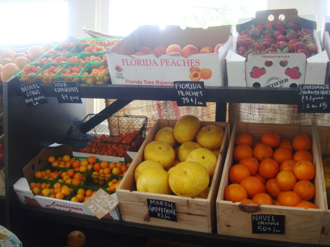 Certified Louisiana Produce Is Available At St Roch Market