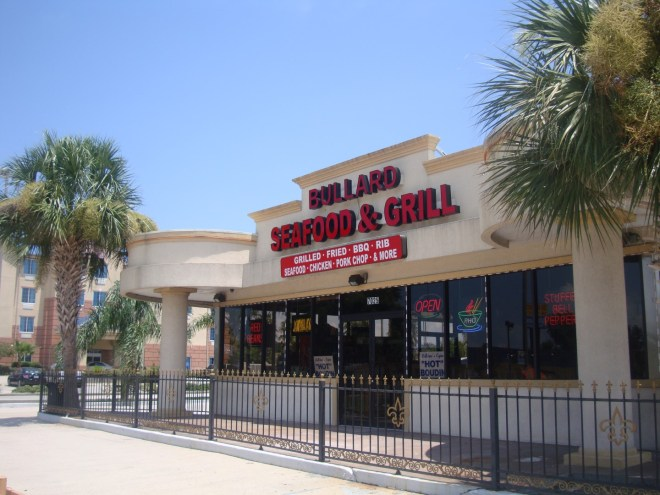 Bullard Seafood Is Also A Vietnamese Cafe