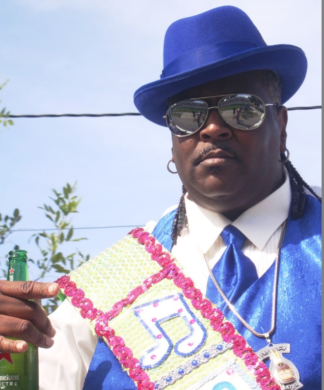 2015 Women Of Class Social Aid And Pleasure Club Second Line