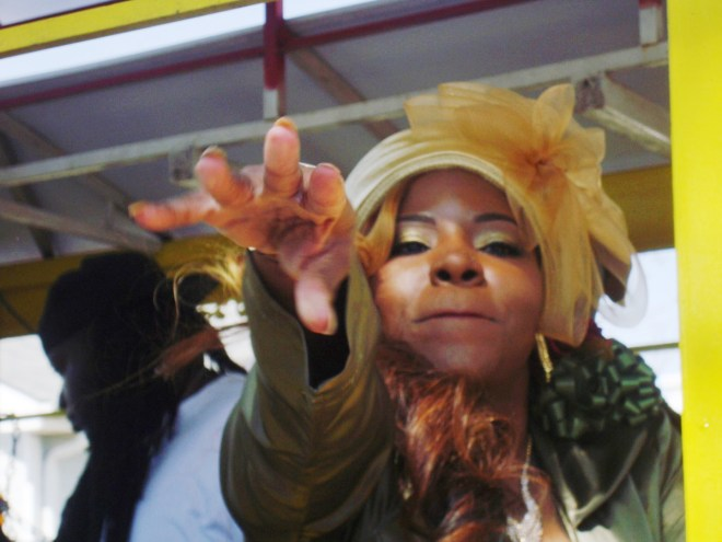 2016 VIP Ladies Second Line Parade In New Orleans
