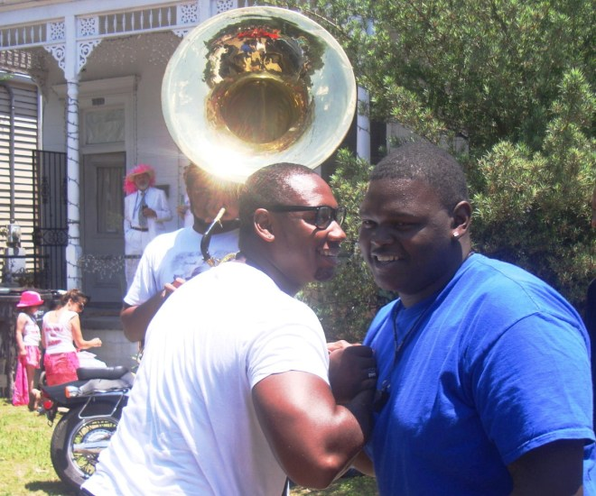 2016 Original Big 7 Social Aid And Pleasure Club Second Line