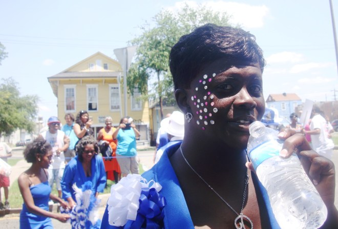 Original Big 7 Social Aid And Pleasure Club Second Line