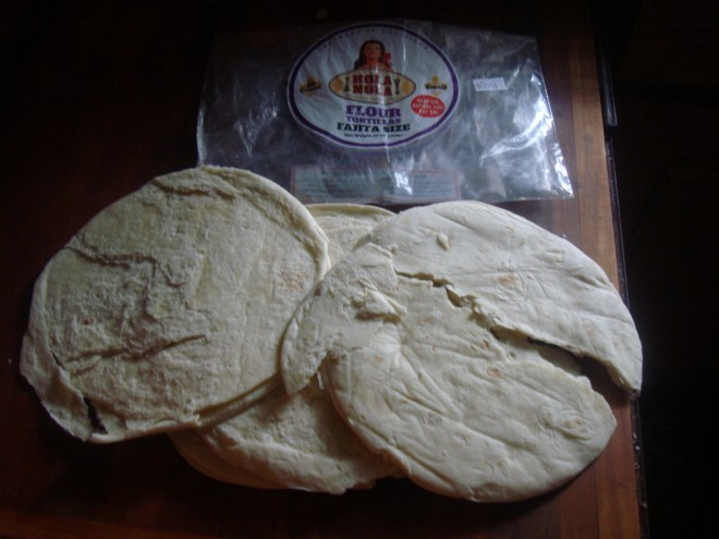 The Most Recent Batch Of Ruinous Hola Nola Tortillas