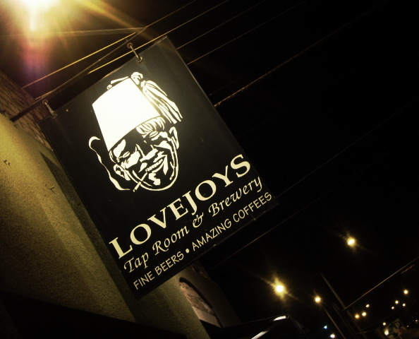 Lovejoy's Taproom Austin, Texas