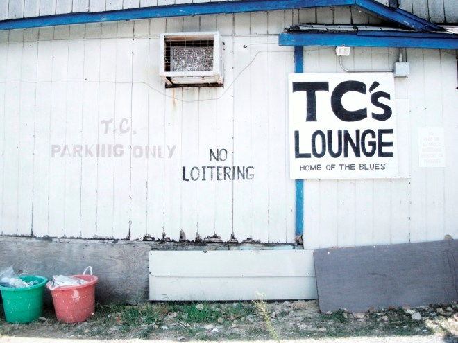Old Photos Of TC's Lounge In Austin Texas