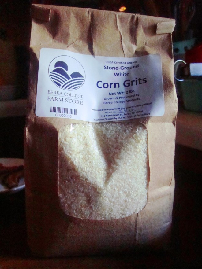 Berea College Farm Grits