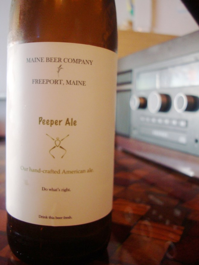 Peeper Ale Pairs Beautifully With Pork Tamales