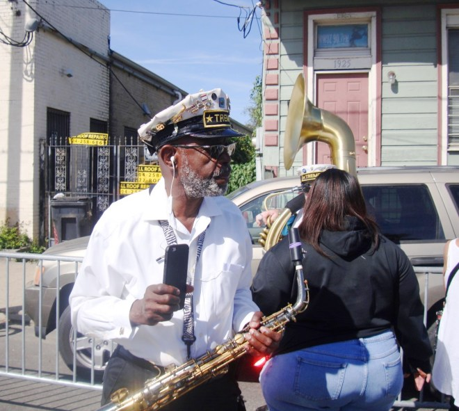 2016 Black Men Of Labor Second Line Parade In New Orleans