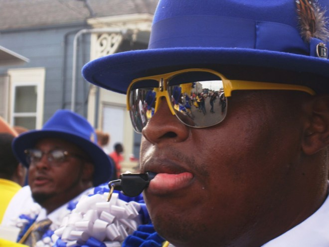 2016 We Are One Social Aid And Pleasure Club Second Line Parade