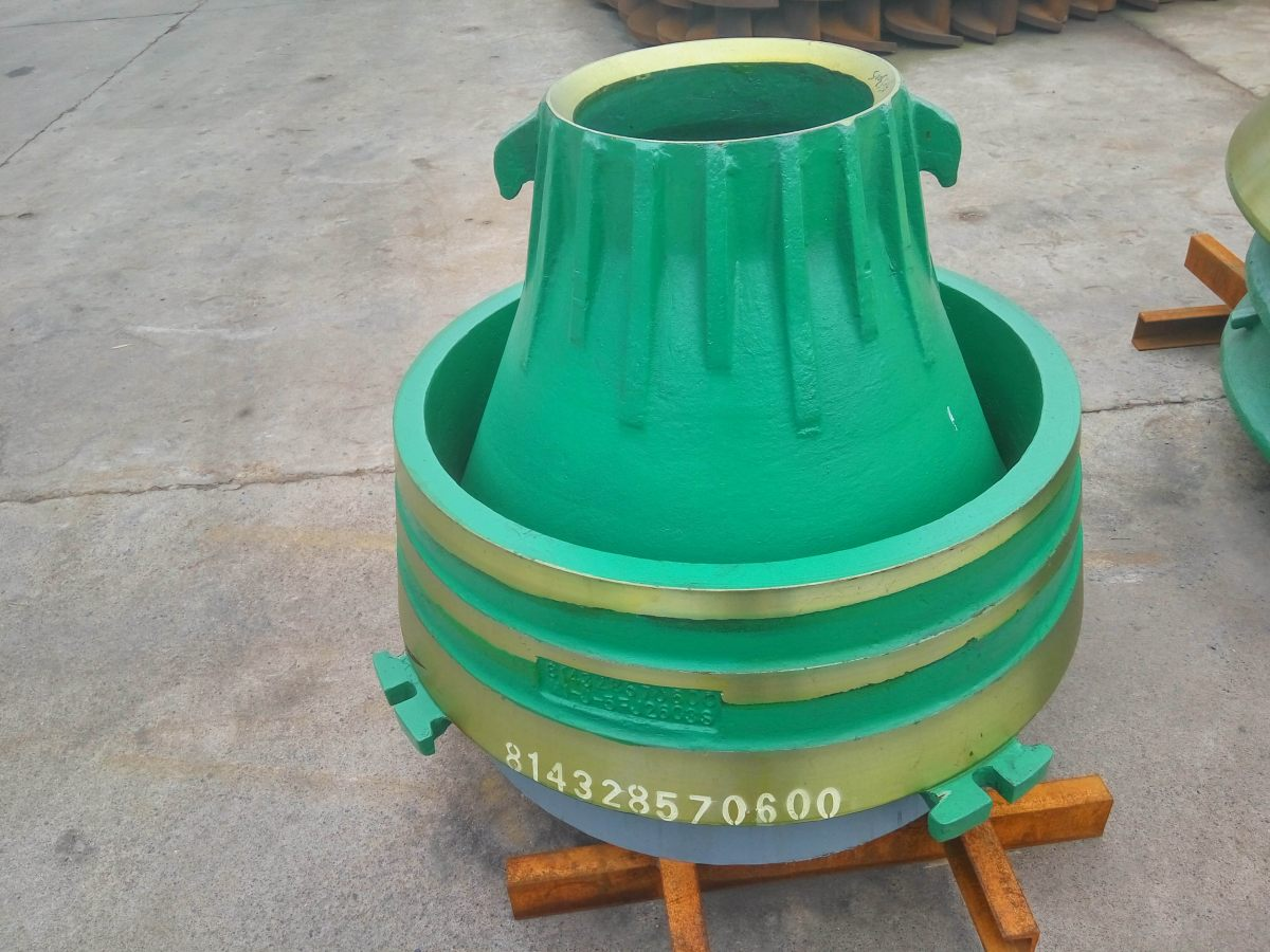 Metso GP100S Cone Crusher Parts