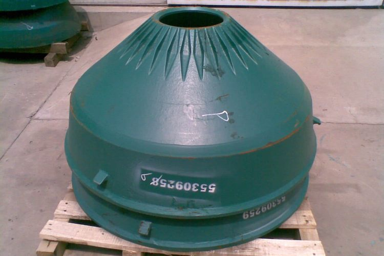 Metso HP 4 Cone Crusher Parts,PN 55309258