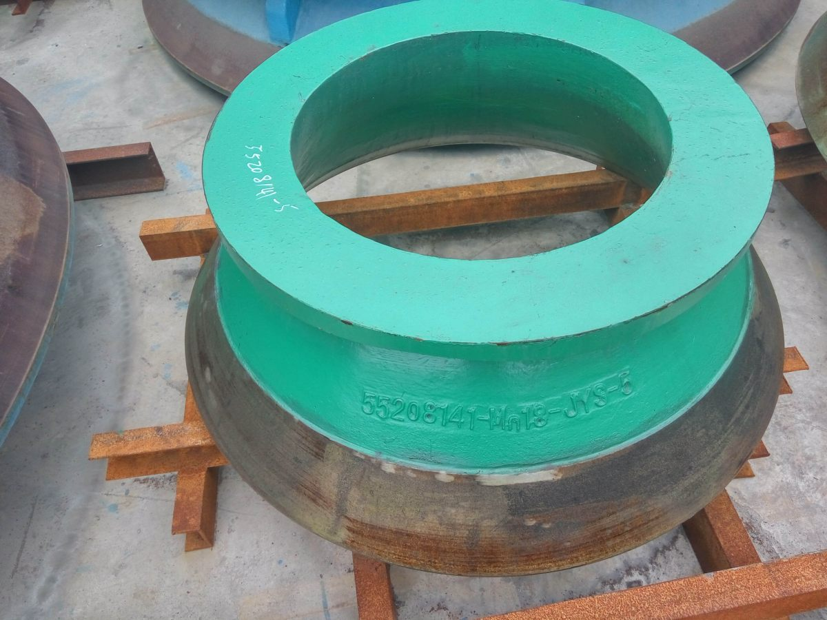 Metso HP200 Cone Crusher Parts
