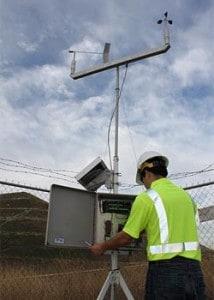 Ambient Air Monitoring Ambient Air Sampling SCS Engineers