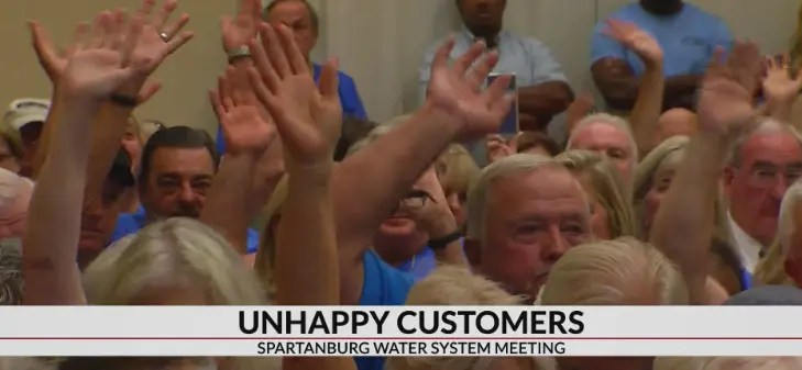 The Financial Condition of Spartanburg Water and What We Can Do
