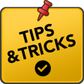 Tips and Tricks Signpost Image