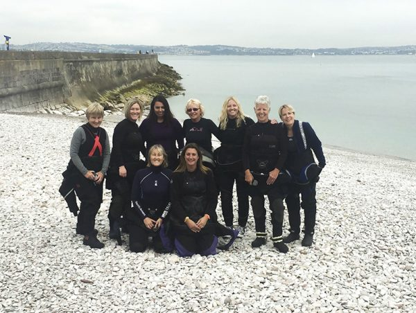 PADI Womens Day of Diving