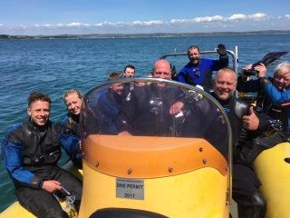 Coastal Open Water Course