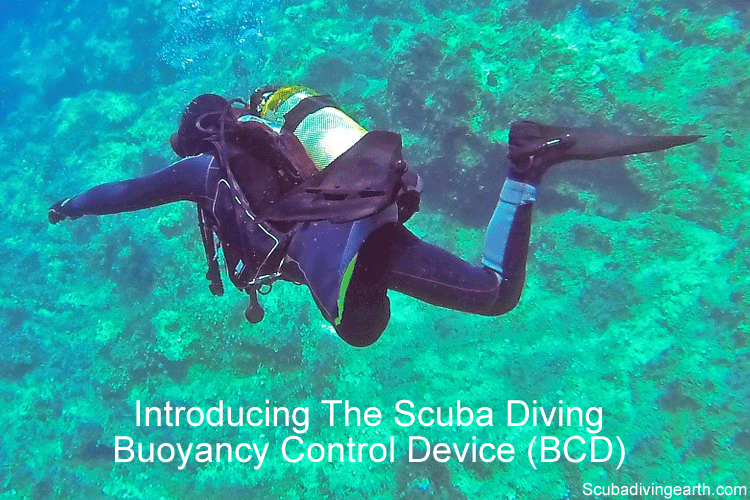 Introducing thescuba diving buoyancy control device (BCD)