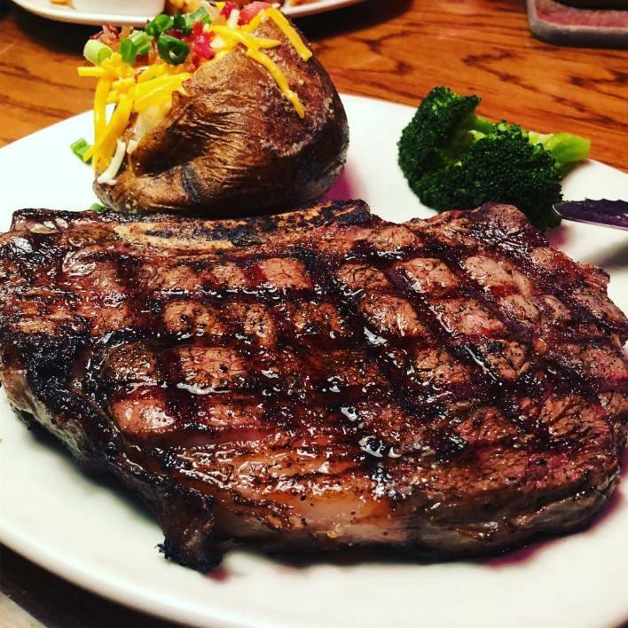 Giant Steak