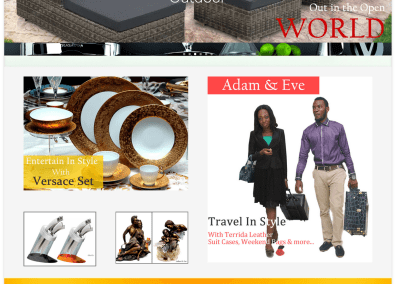 Adam & Eve Shop