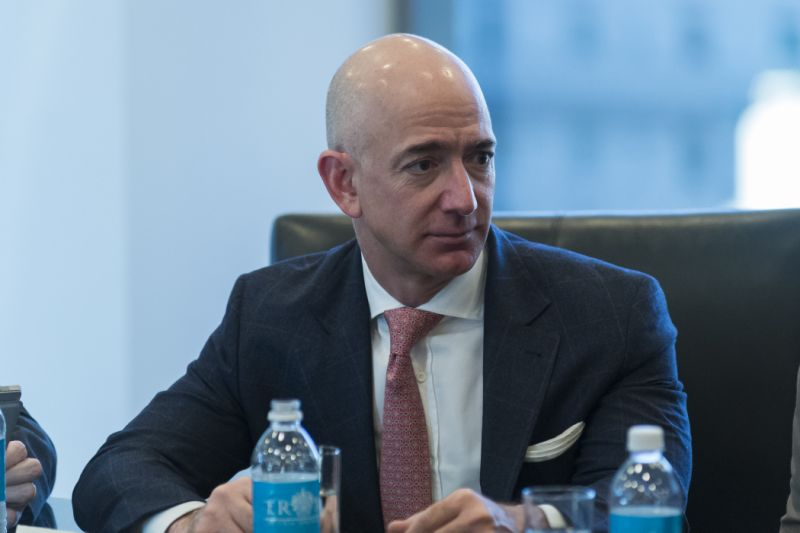 Social Media went frenzy after Bezos became the world's richest person