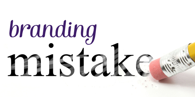 Common Branding Mistakes