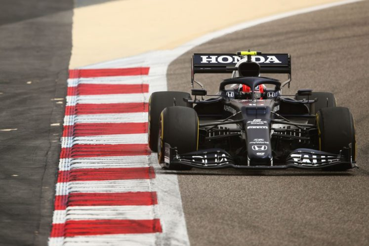 Test Bahrain F1 2021 - Giorno 3 | SCUDERIA ALPHATAURI