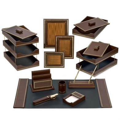 Luxury Home Decor   Accessories   Scully   Scully Office Accessories