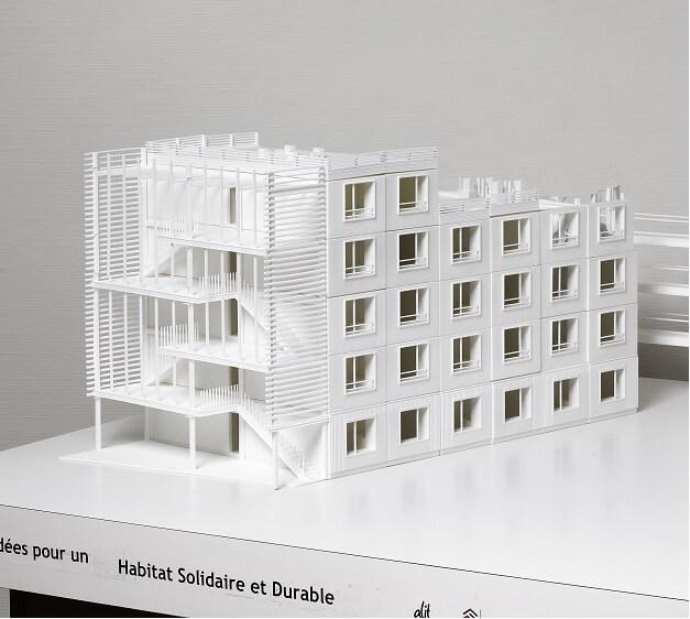 Impression 3D Maquettes Darchitecture Et De Construction