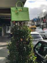 Green Birkin Bag