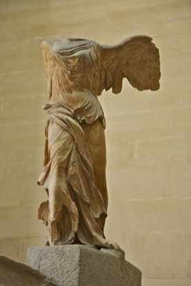 Sculptura Top 100 historical sculptures - 9. Winged Victory of Samothrace