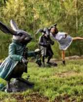 Wonderland Collection - Sculptures by Sculptura