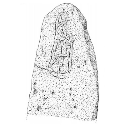 Balblair Pictish Stone