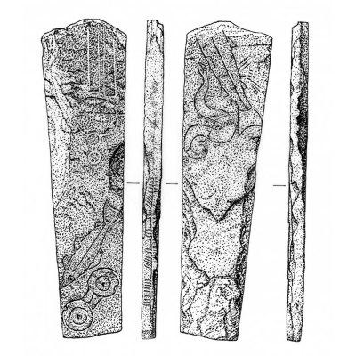 Inchyra Pictish stone