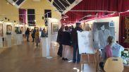 Demonstration 23e Salon d'Art du Colombier