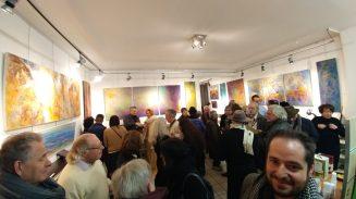 Vernissage-Dullin-Noury-Espace Mompezat-Paris-VI-2