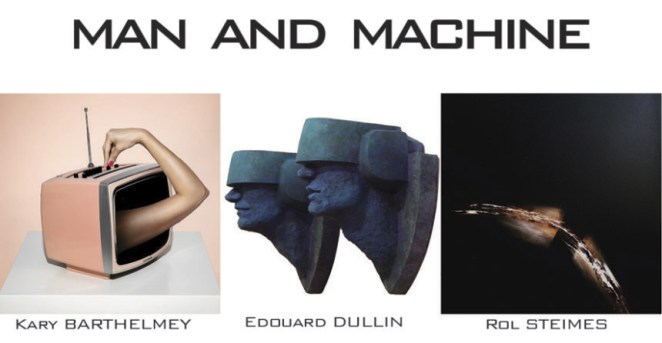 Man and Machine : Barthelmey, Dullin, Steimes