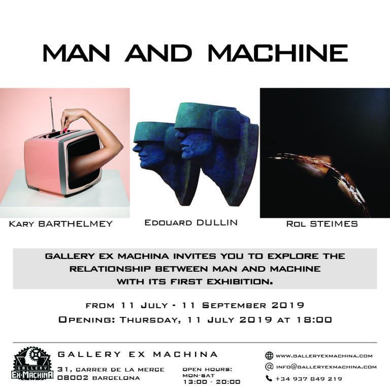 Expo : Man and Machine, Barcelona