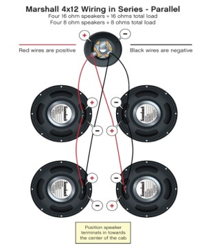 Scumback Speakers: How To Wire Your Speakers