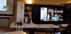 Le relazioni della Scuola di ecologia vengono riprese in video e condivise in rete