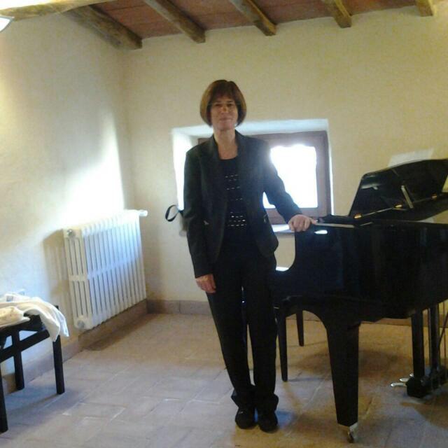 insegnante Anna Ginanneschi