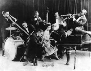 Immagine della band di King Oliver