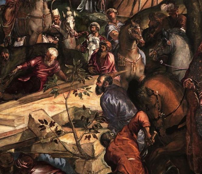 Image result for Tintoretto Scuola Grande di San Rocco